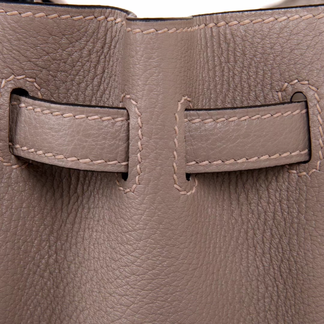 Hermès(爱马仕)Birkin 30银  沥青灰  Togo