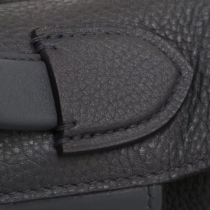 Hermès(爱马仕)Kelly2424 29金扣 锡器灰 togo 现货