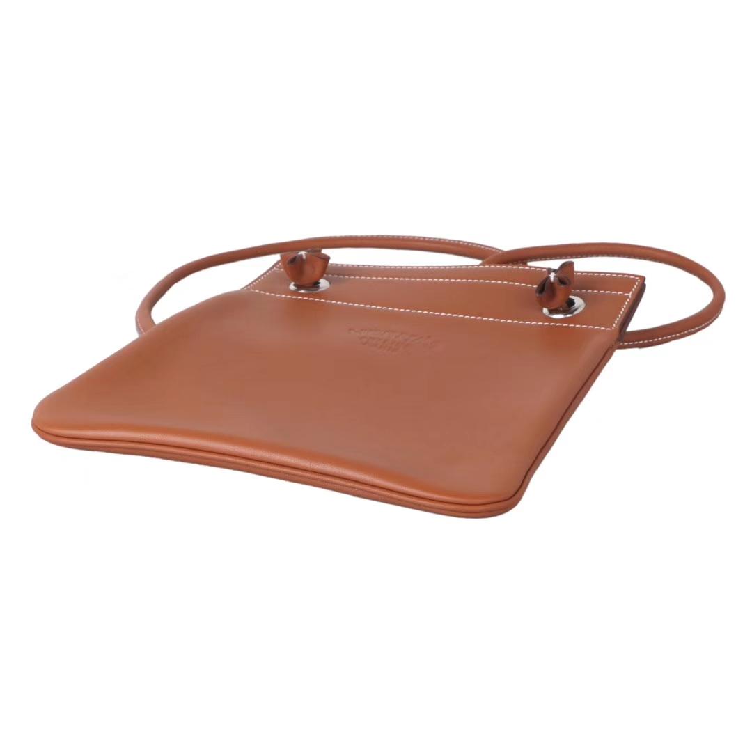 Hermès(爱马仕)19年新款 Aline艾琳包 金棕色 原版swift皮 百搭款 24cm