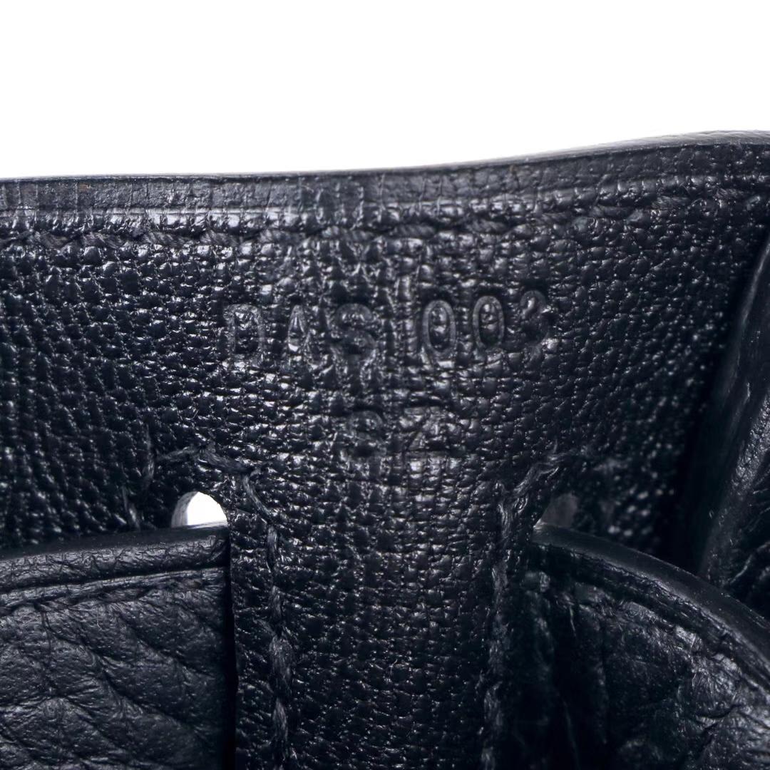 Hermès(爱马仕)kelly ado 双肩包 黑色 togo