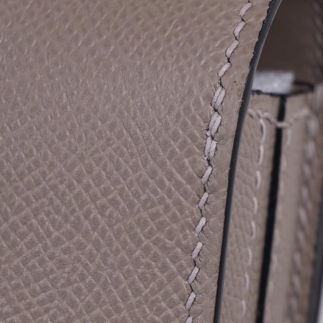 Hermès(爱马仕)Masaique Au24-17 马赛克 沥青灰 epsom